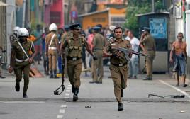 משטרה בסרי לנקה