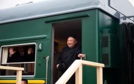 קים ג'ונג און ברוסיה
