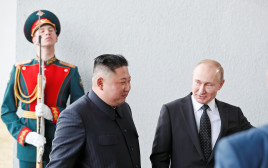ולדימיר פוטין, קים ג'ונג און