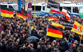 הפגנת ימין קיצוני בגרמניה