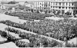 ריכוז יהודים בסלוניקי, ארכיון