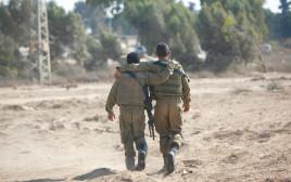 חיילים בצוק איתן