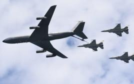 מטס חיל האוויר ביום העצמאות ה-71