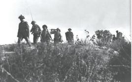 חיילים במלחמת יום העצמאות