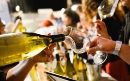 פסטיבל יינות לבנים