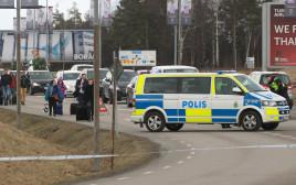 משטרת שוודיה
