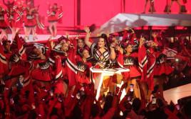 נטע ברזילי בחצי גמר האירוויזיון