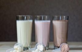 שייק חלבון | Shutterstock