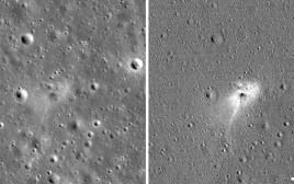 הפגיעה של חללית בראשית בירח