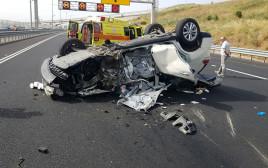 תאונה בכביש 70