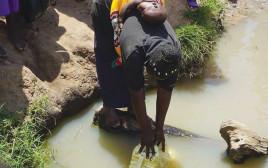 משבר המים בבוומבה, אוגנדה