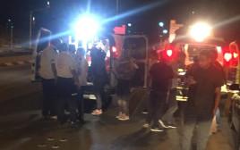 אירוע דקירות בפזורת תל ערד