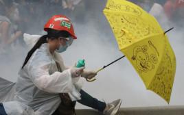 המחאה בהונג קונג
