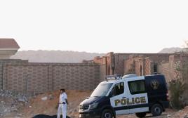 מקום קבורתו של מוחמד מורסי בקהיר