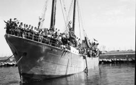 ספינת המעפילים אליהו גולומב