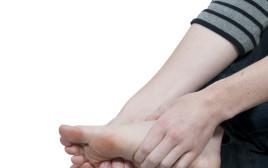 יבלות ברגליים, אילוסטרציה