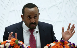 ראש ממשלת אתיופיה אבי אחמד