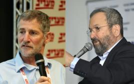 אהוד ברק, יאיר גולן