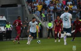 ארגנטינה מול קטאר