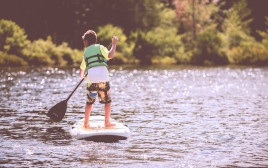 ספורט מים לילדים
