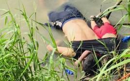 גופות האב ובתו שנמצאו בנהר ריו בראבו
