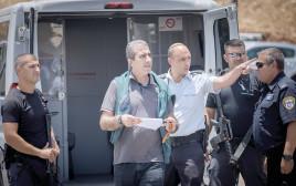 קטוסה משוחרר ממעצר