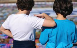 ילדים על הרצף האוטיסטי, אילוסטרציה