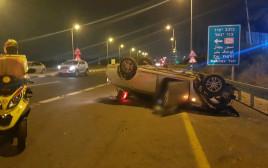 התאונה סמוך לג'לג'וליה