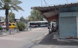 התחנה המרכזית הישנה בתל אביב, ארכיון