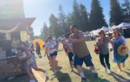 אירוע ירי המוני בפסטיבל אוכל בקליפורניה