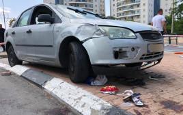 התאונה בקרית גת