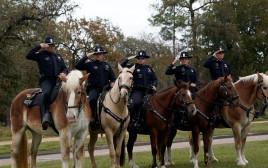 שוטרים בטקסס