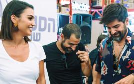 רותם כהן, אסי ישראלוף, שיר אלמליח