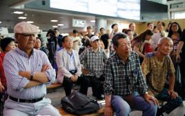 עובדים בקוריאה הדרומית