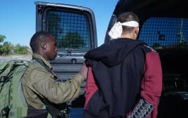 """מעצר החשודים ברצח דביר שורק ז""""ל"""