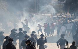 מהומות בהר הבית