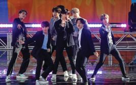 להקת BTS