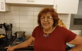 """רוחמה הרשדורפר מ""""מאסטר שף"""""""