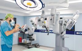 ניתוחים באמצעות רובוט