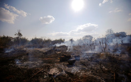 שריפות קשות באמזונס בברזיל