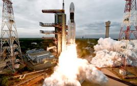 שיגור החללית ההודית צ'נדריאן 2