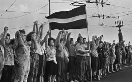 המחאה הבלטית