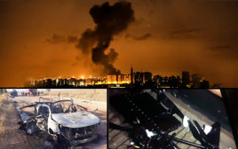 תקיפה סוריה עיראק