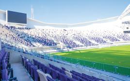 אצטדיון בלומפילד המשופץ