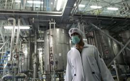 מתקן גרעיני איראני