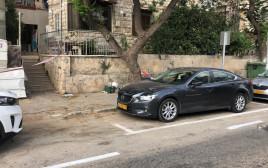אירוע ירי בחיפה
