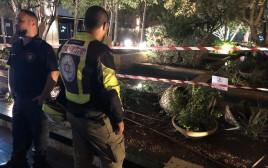 התחשמלות בבריכת נוי בתל אביב
