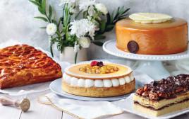 מאפיות ג'ייקובס - קולקציית עוגות לראש השנה