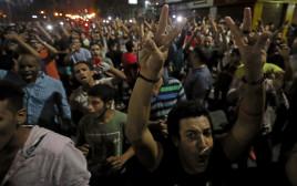 ההפגנות במצרים