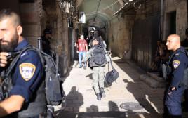 אירוע דקירה בירושלים